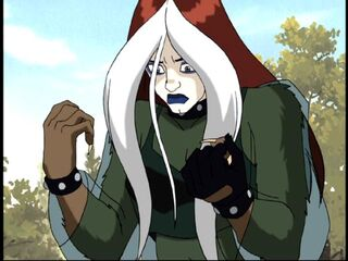 Rogue (Sabertooth Mode)