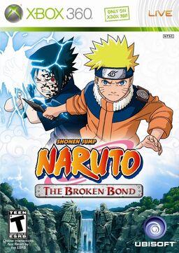 Naruto The Broken Bond