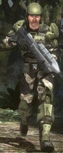 Halo 3 Marine