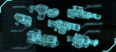 XEU Beam Weapons RC schem