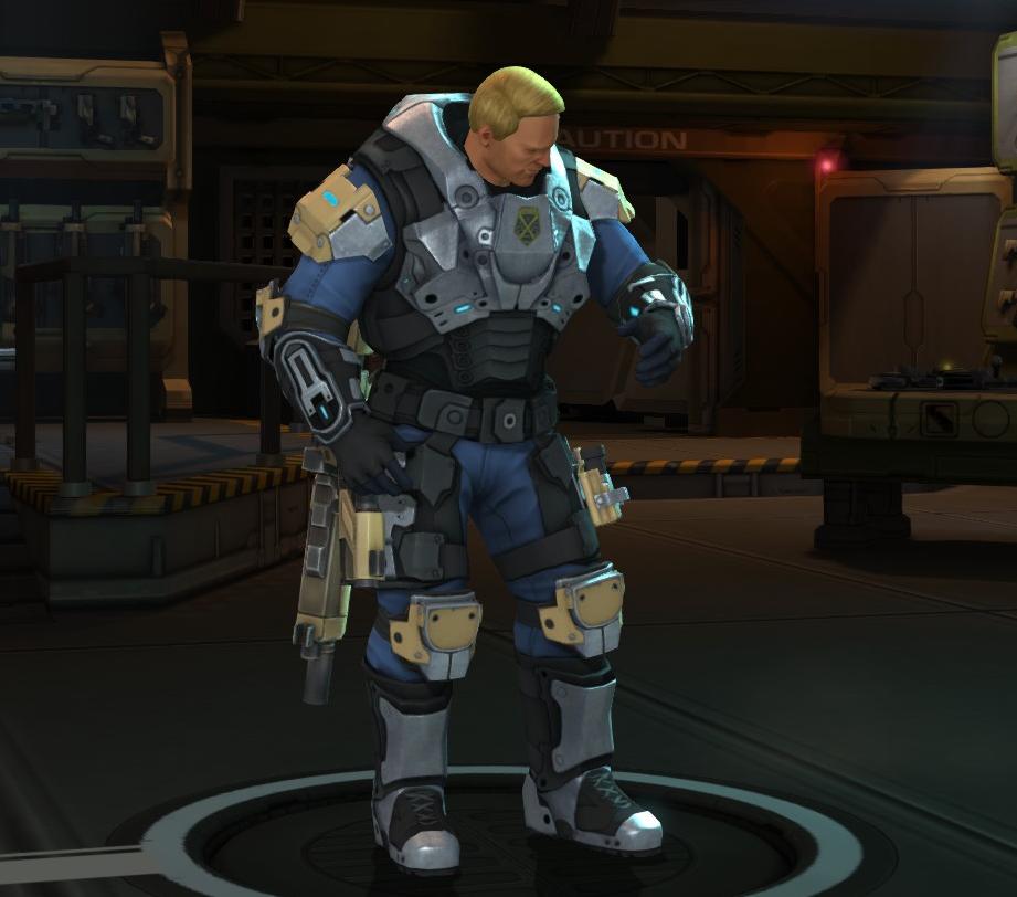 Image - Carapace Armor Pose At Base.png