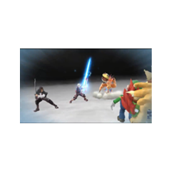 A Chain Attack against Bowser and Luigi in <i>Super Smash Bros. for Nintendo 3DS / Wii U</i>