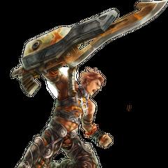 Reyn with a Gunlance