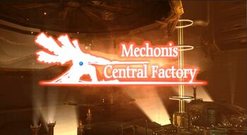 Central Factory Location