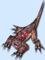 Mell Lizard