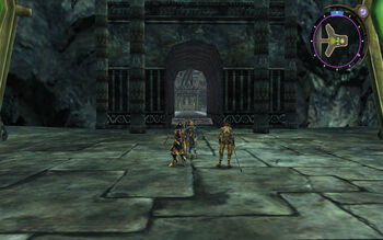 Prison island landmark 5F-gondorl cathedral