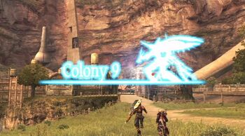 Colony 9 Location