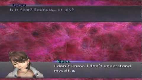 Xenosaga III HD Cutscene 229 - Shion's Self-Doubt - ENGLISH