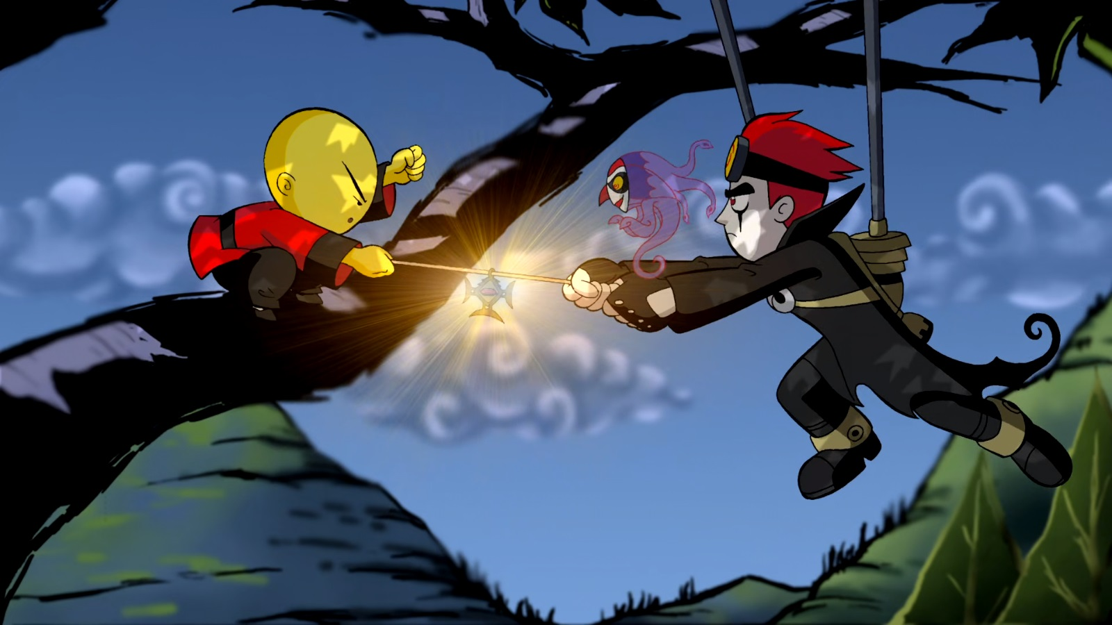 Image result for xiaolin showdown fight