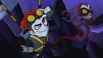 Jack Spicer and Wuya XC