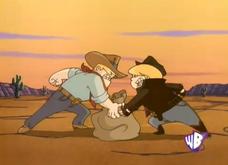 The Black Vipers (episode) Showdown