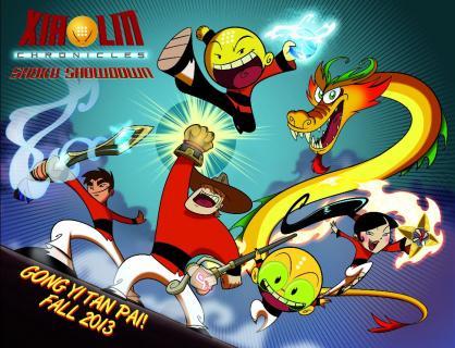 Gallery:Xiaolin Chronicles - Xiaolinpedia, the free Xiaolin ...