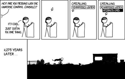 Timecatcalling