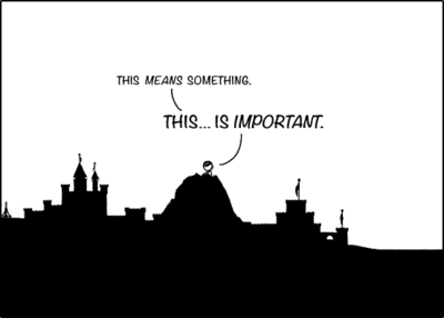 Xkcd TIME DevilsTower