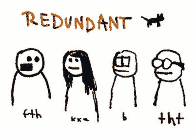 Redundant-in-bftf