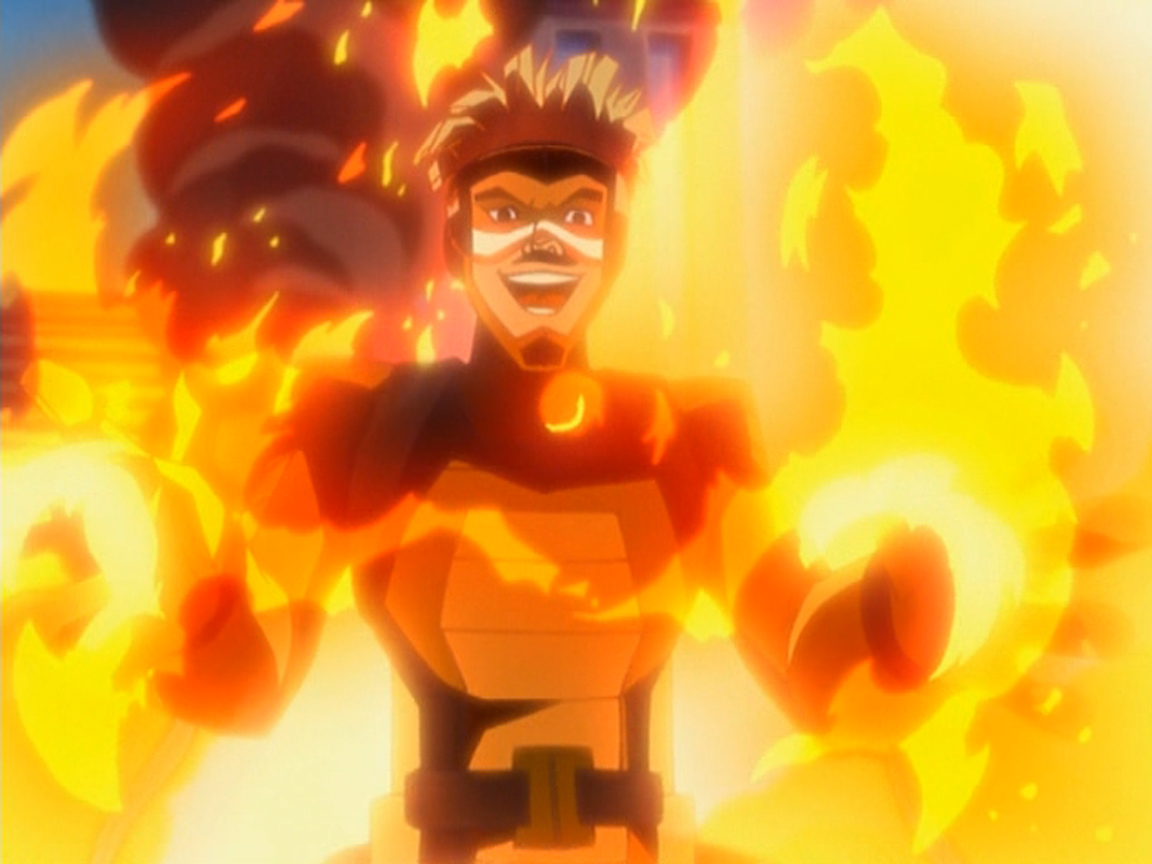All Things Target Pyro X Men Evolution Wiki Fandom Powered By Wikia