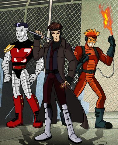 Delgado(Acolyte, X-Men foe)