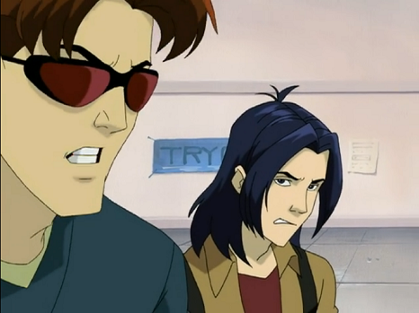 Image - Middleverse- Scott and Kurt.png | X-Men Evolution ...