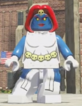 Lego Marvel Super Heroes .Mystique