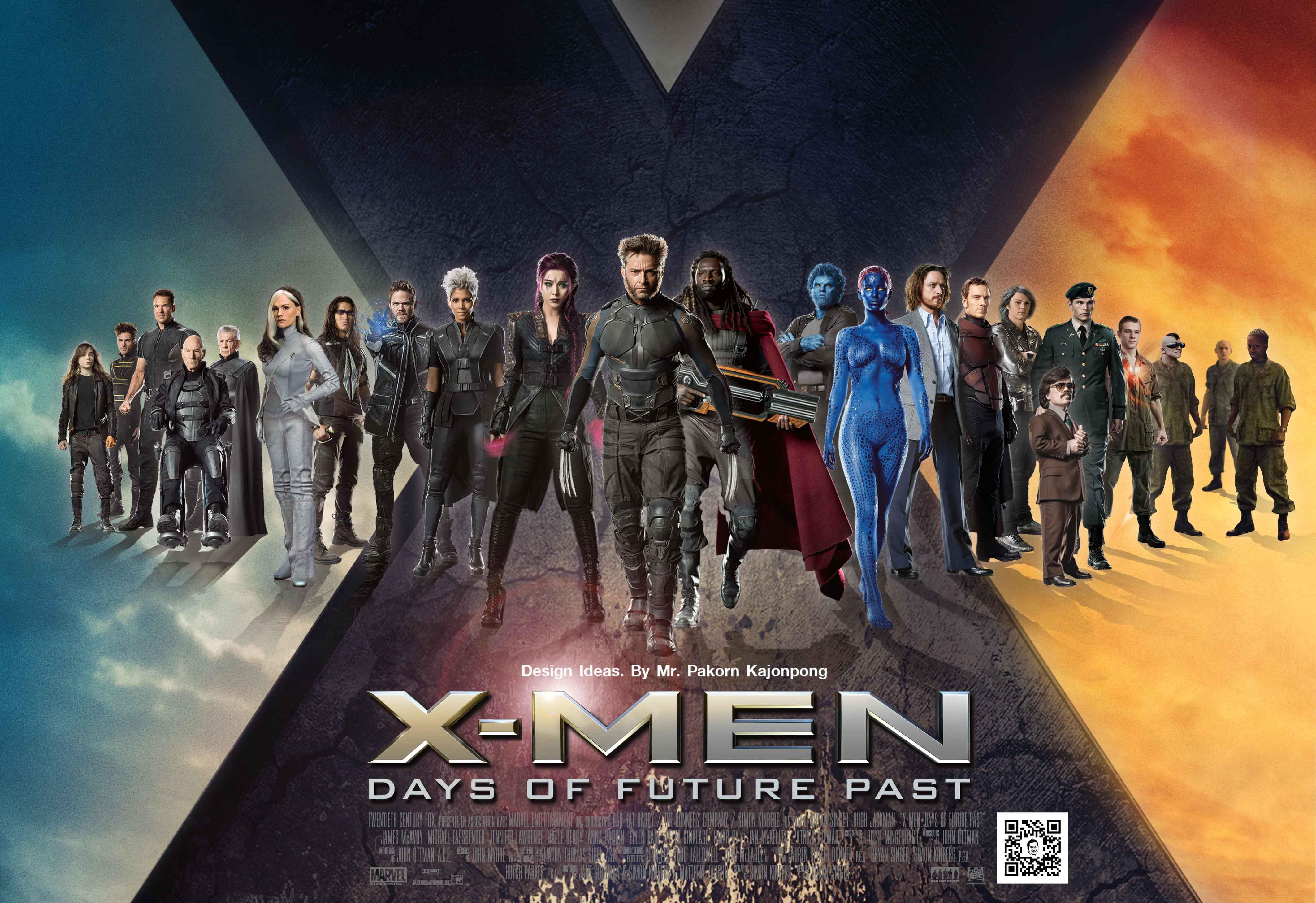 X Men Days Of Future Past Apocalypse Full resolution