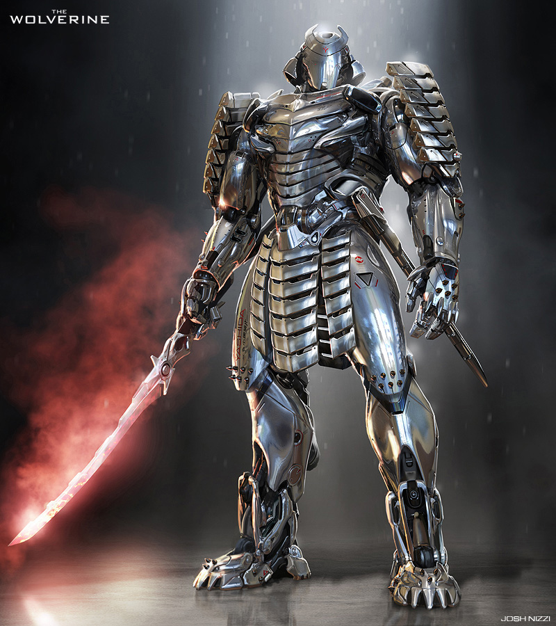Silver Samurai (armor) | Marvel Movies | Fandom powered by Wikia