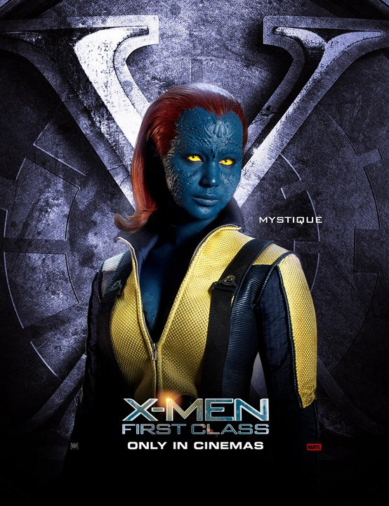 X Men Origins Mystique Image - X-men first cl...