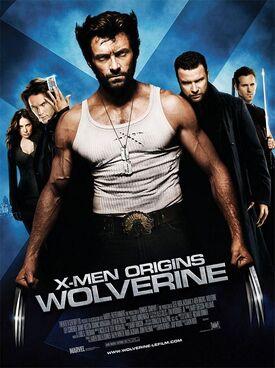 X-Men Origins Wolverine poster