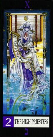 02 - the high priestess