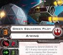 Green Squadron Pilot