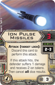 Ion-pulse-missiles