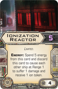 Ionization-reactor