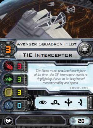 Avenger Squadron Pilot