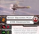 Bandit Squadron Pilot
