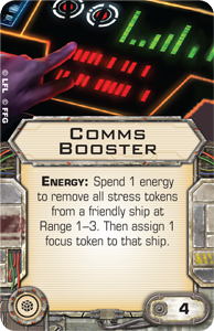 Comms-booster
