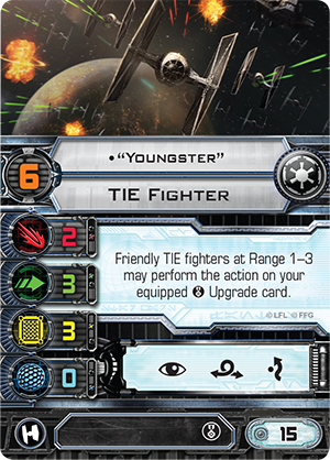 """""""Youngster"""" Card"""