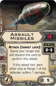 Assault Missiles