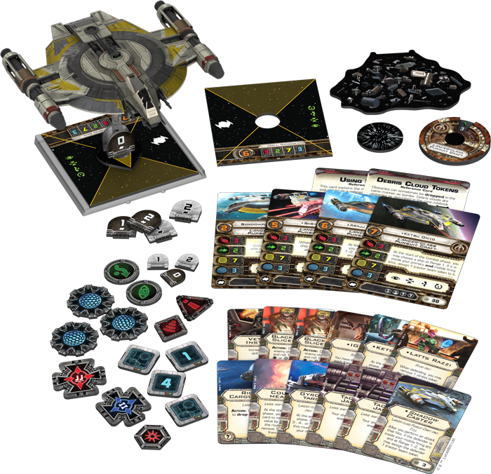 Shadow Caster Expansion Pack | X-Wing Miniatures Wiki | FANDOM powered by Wikia