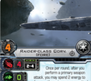 Raider-Class Corv. (Fore)