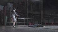 Katsuragi killed by Yasuko