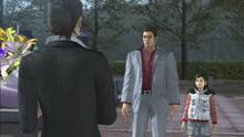 Kaoru,Kiryu and Haruka
