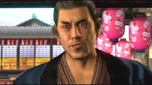 Itou from Yakuza Kenzan