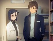 Kaoru and Mamoru