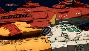 UNCN First Fleet Pluto Starboard
