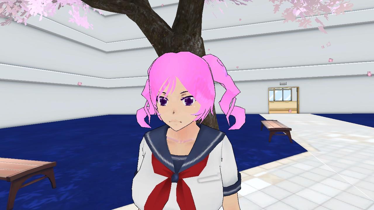 Delinquents Simulator also Ive Made 5 Hairstyles For Yandere Simulator ...