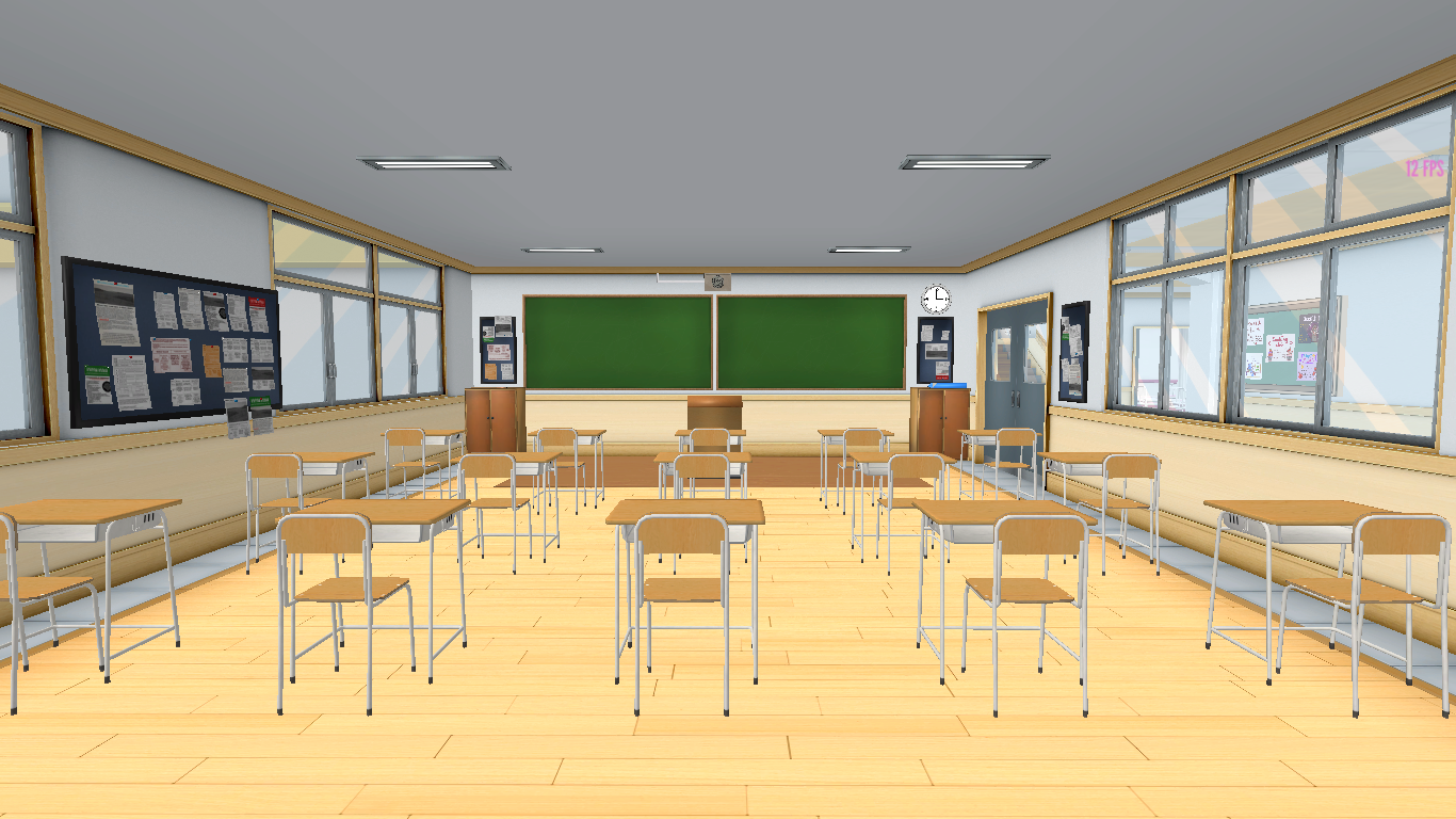 Classrooms Yandere Simulator Wiki Fandom Powered By Wikia