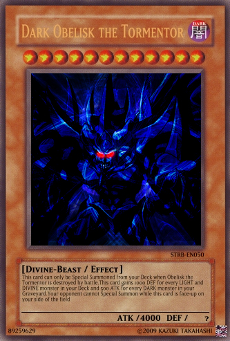 Image - Dark Obelisk the Tormentor.jpeg | Yu-Gi-Oh Card ...