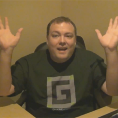 Guude, One of the former hosts.