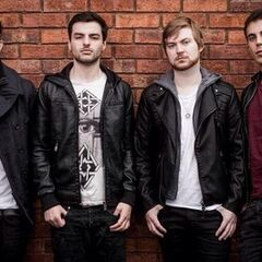Described as being the first photo of the full band, released early October 2013.