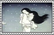Yokai-stamp-5-Yuki-onna
