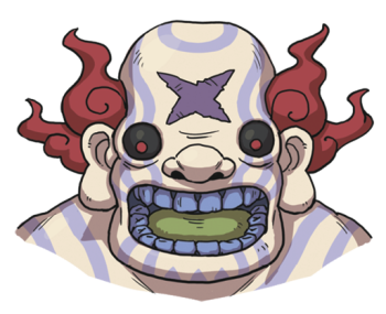 Massiface yo kai watch wiki fandom powered by wikia for Chambre yo kai watch